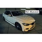 BMW 3シリーズ F30 F31 セダン ツーリング 用 F80 M3 ルック フル エアロ 6点 FRP 製 リップ セット