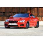 BMW F06/F12/F13/F14用M6マットブラックキドニーグリル