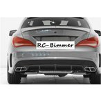 BENZ W117 C117 CLA クラス 改 CLA A45 AMG リアマフラーキット 送料無料