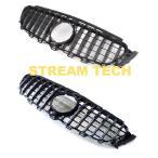 BENZ メルセデス ベンツ W213 S213 2017〜 Eクラス 用 AMG GTRタイプ クローム ラジエターグリル センターグリル GTグリル  E200 E250 E300 E43 E450 E63