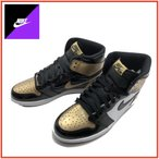 NIKE AIR JORDAN 1 RETRO HIGH OG  GOLD TOEエア ジョーダン1 レトロ ハイ OG 861428-007