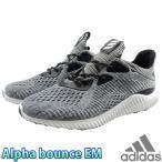 アディダス アルファバウンスEM adidas Alpha bounce EM BB9043 ランニングシューズ メンズスニーカー