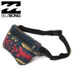 ビラボン ウエストバック BAG  ボディバック ウエストポーチ 男女兼用 鞄 BILLABONG BA012909