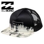 セール BILLABONG メッシュキャップ 黒 ビラボン トラッカーキャップ ブラック AH011909 BLK