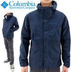 Columbia(コロンビア) 防水ジャケット ワバシュ PM5990 425 ネイビー アウター レインウェア 通販 販売 即納 人気 2016年 新作 カッパ アウター オムニテック