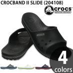 クロックス crocs シャワーサンダル メンズ crocband 2.0 slide クロックバンド 2.0 スライド 204108
