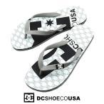 ショッピングDC ディーシーシューズ スプレーグラフィック DC SHOES ビーチサンダル メンズサンダル