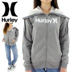 ショッピングhurley 「セール」ハーレー レディースパーカー Hurley スウェットパーカー GTHZSSFN