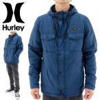 「セール」ハーレー 中綿ジャケット HURLEY ジャケット 紺ネイビー アウター 重衣料 サーフブランド 人気ブランド NIKE ナイキ 通販 販売 即納 ジャンパー