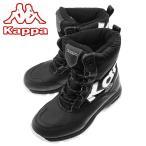 カッパ スノトレ スノーブーツ メンズ Kappa SBU25 ブラック スノートレッキングシューズ 黒色 販売 通販 即納 人気 抗菌防臭 防滑 男性靴