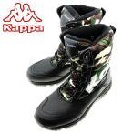 スノトレ スノーブーツ 迷彩柄 Kappa SBU25 カモ カッパ メンズ スノートレッキングシューズ 販売 通販 即納 人気 抗菌防臭 防滑 男性靴