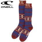 オニールスノーボード スキー用靴下 スノボーソックス ハイソックス ONEILL 645930 スノーソックス