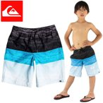 SALE クイックシルバー キッズ サーフパンツ 130〜150cm QUIKSILVER 子供 海水パンツ