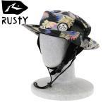 「RUSTY/ラスティ」レディス サーフハット SURF HAT 帽子 マリンハット サーフブランド 937907