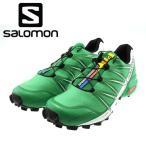 ショッピングトレッキングシューズ SALOMON サロモン トレイルランニングシューズ SPEEDCROSS PRO L38312100 スピードクロスプロ ハイキング 即納 キャンプ アウトドアシューズ トレラン 軽登山
