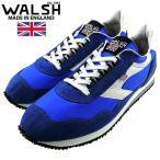 ショッピングスポーツ シューズ メンズシューズ ウォルシュ レディーススニーカー WALSH ENSIGN ENS70003 カジュアルシューズ ヒールカップ ロイヤルブルー 通販 おすすめ 即納 人気 レトロ感