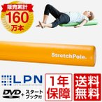 ストレッチポールMX(イエロー)【メーカー公式】株式会社LPN