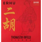 二胡弦  ER100 4組セット Thomastok-Infeld製品