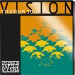 ヴィジョン チタニウム ソロ 4弦セット (VIT100) Violin弦 Vision Titanium Solo Set 送料無料