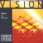 Violin弦 Vision EADsilG線 4/4楽器用 4弦セット 【 Vn Vision EADsilG Set 】 分数楽器(3/4 1/2 1/4 1/8 1/10 1/16)用も同価格でお選びいただけます
