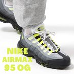 即納サイズあり ナイキ NIKE エアマックス95 AIR MAX 95 OG black/white-granite-dust at2865-003 グラデーション モノトーン