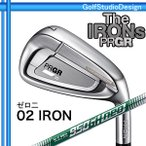 PRGR 2016 RS FORGED アイアン(NS PRO MODUS3)6本セット