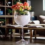 ジャンボ ワイングラス ジャンボワイングラス クリア ディスプレイ用