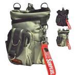 ショルダーバッグ ミニバッグ ロゴ 2way ミリタリー バッグ 鞄 小物 メンズ