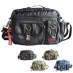 バッグ ショルダーバッグ ミニ ショルダー 多機能 ミリタリー アメカジ 鞄 小物 メンズ