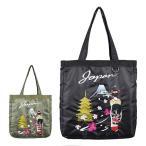 バッグ トートバッグ 刺繍 和柄 スカジャン風  小物 鞄 メンズ