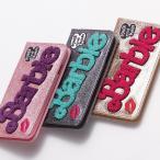 iPhone7 手帳型ケース Barbie Design アメコミ風フラップケース おしゃれ かわいい バービー
