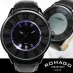 腕時計 メンズ レディース ブランド 1年保証   西内まりあ 着用  正規 ROMAGO ロマゴ NUMERATION ミラー文