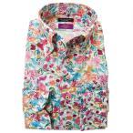 LOUIS & CLERK メンズ長袖 ワイシャツ RLD906-415 マルチカラー S, M, L, LL, 3L,