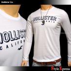 ホリスター Hollister ロンT メンズ