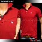ショッピング新作 アバクロ アバクロンビー&フィッチ Abercrombie & Fitch ポロシャツ メンズ