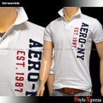 エアロポステール Aeropostale ポロシャツ メンズ