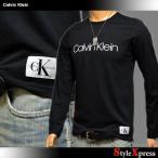 カルバンクライン Calvin Klein ロンT メンズ