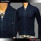 トミーヒルフィガー TOMMY HILFIGER セーター ニットジャケット メンズ