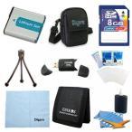 カメラ、キャノンCanon Fully Loaded Value 8GB Card and NB-9L Battery Kit for Canon Elph 510 HS & SD4500 - Includes NB9L 1000MAH LI-ION Battery, 8GB