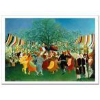 ルソー 独立百年祭 ジクレーアートポスター A2 ( 594ミリ×420ミリ)