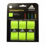 アディダス グリップテープ PERFORMANCE PURE(パフォーマンスピュア) 3本入 GPPAFORPURE-up3 バドミントン テニス ラケットスポーツ グリップテープ