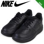 ショッピングエアフォース NIKE ナイキ エアフォース スニーカー キッズ AIR FORCE 1 LOW PS エア フォース 1 314193-009 靴 ブラック 12/22 追加入荷