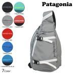 パタゴニア patagonia メンズ レディース ボディバッグ ショルダーバッグ ワンショルダー 48260 7カラー ATOM SLING 8L