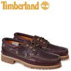 Timberland デッキシューズ メンズ ティンバーランド HERITAGE 3 EYE CLASSIC LUG 50009 [7/22 追加入荷]