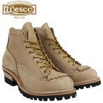 ウエスコ WESCO 6インチ ジョブマスター バーラップ 6INCH JOB MASTER Eワイズ ヌバック メンズ BE106100 ウェスコ