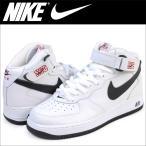 ショッピングNIKE NIKE ナイキ エアフォース1 ミッド スニーカー AIR FORCE 1 MID NYC メンズ 304716-103 靴 ホワイト 【zzi】【返品不可】