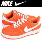 ショッピングNIKE NIKE ナイキ エアフォース1 スニーカー AIR FORCE 1 CANVAS 624020-811 メンズ 靴 オレンジ【zzi】