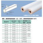 配管保温材,イノアック,硬質ウレタンフォーム配管保温保冷材,パイプガード(鋼管25A/VP25用,内径34ミリ×保温厚20ミリ×長さ1m)