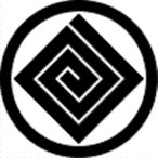 家紋 鯉のぼり 名前旗 五月人形 ひな人形用 家紋番号0015 稲妻(いなづま) 伊東稲妻 いとういなづま 139822015