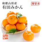 みかん 和歌山県産 有田みかん 秀品 L〜2Lサイズ 約2.5kg 温州みかん 果物 フルーツ 贈答用 ギフト